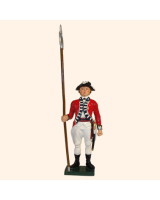 0201 4 Toy Soldier Sergeant Kit