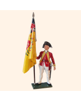0202 4 Toy Soldier Regimental Colour Kit