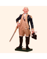 0250 2 Toy Soldier General Lafayette Kit