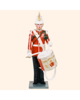 0532 Toy Soldier Drummer Kit