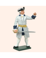 0607 1 Toy Soldier Officer French Infantry Kit