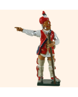 0609 1 Toy Soldier Chief Allies Kit