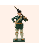 0611 1 Toy Soldier Robert Rogers, Rogers Rangers Kit