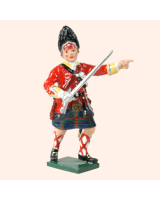 0615 1 Toy Soldier Officer Grenadier Company Kit
