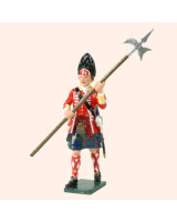 0615 2 Toy Soldier Sergeant Grenadier Company Kit