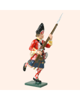 0615 4 Toy Soldier Private advancing Grenadier Company Kit