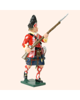 0615 5 Toy Soldier Private charging Grenadier Company Kit