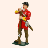 619 2 Toy Soldier Private British Light Infantry Kit