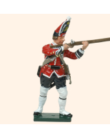 0651 6 Toy Soldier Grenadier firing Kit