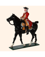 0657 1 Toy Soldier Officer 6th Inniskilling Dragoons Kit