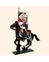 0701 2 Toy Soldier Eagle Bearer Kit