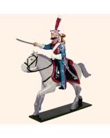 0701 3 Toy Soldier Trumpeter Kit