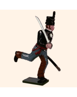 0705 1 Toy Soldier Officer Kit