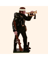 0705 3 Toy Soldier Bugler Kit