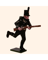 0705 4 Toy Soldier Rifleman running Kit