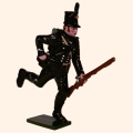 705 5 Toy Soldier Rifleman running loading Kit