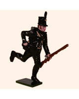 0705 5 Toy Soldier Rifleman running loading Kit
