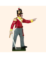 0706 1 Toy Soldier Officer Kit
