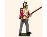 707 4 Toy Soldier Private at the ready Kit