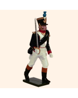 0717 1 Toy Soldier Fusilier Officer Kit