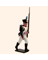 0717 3 Toy Soldier Fusilier marching Kit