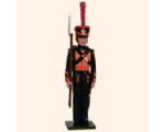 720 3 Toy Soldier Corporal at attention Kit