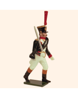 0722 1 Toy Soldier Grenadier Officer Kit