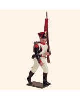 0722 3 Toy Soldier Grenadier marching Kit