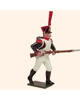 0723 3 Toy Soldier Grenadier advancing Kit