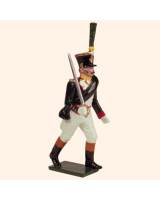 0724 1 Toy Soldier Voltigeur Officer Kit