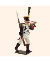 0724 2 Toy Soldier Voltigeur Cornet Kit
