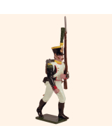 0724 3 Toy Soldier Voltigeur marching Kit