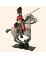 0726 2 Toy Soldier Sergeant Major Kit