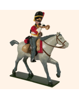 0726 3 Toy Soldier Trumpeter Kit