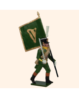 0730 1 Toy Soldier Flag Bearer Kit