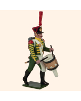0730 2 Toy Soldier Grenadier Drummer Kit