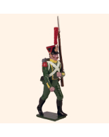 0730 3 Toy Soldier Grenadier marching Kit