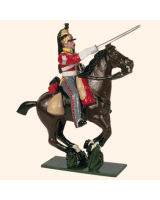 0733 2 Toy Soldier Sergeant Major Kit