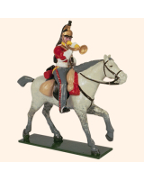 0733 3 Toy Soldier Trumpeter Kit