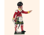 737 1 Toy Soldier Officer Kit
