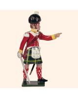 0737 1 Toy Soldier Officer Kit