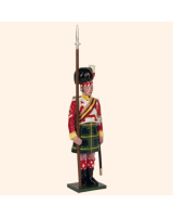 0737 4 Toy Soldier Colour Sergeant Kit