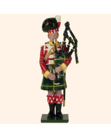 0737 5 Toy Soldier Piper Kit