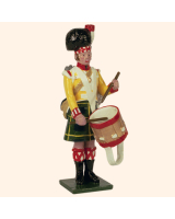 0737 6 Toy Soldier Drummer Kit