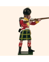 0738 3 Toy Soldier Private firing Kit