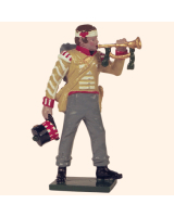 0742 3 Toy Soldier Bugler Kit