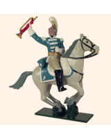 0744 3 Toy Soldier Trumpeter Kit