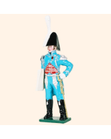 746 2 Toy Soldier Count Gourgaud Kit