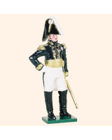 0746 3 Toy Soldier Marshal Berthier Kit