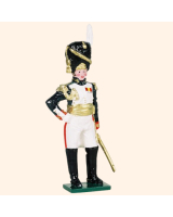 0746 4 Toy Soldier General Dorsenne Kit